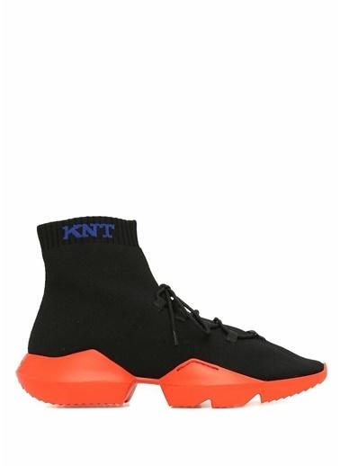Knt Sneakers Siyah